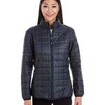Ladies' Portal Interactive Printed Packable Puffer Jacket