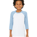 Youth 3/4-Sleeve Baseball T-Shirt